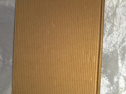 Scatola ondulata a libro